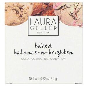 Baked Balance Brighten Color Correcting Foundatio